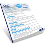 brochure del software 2click di bazzacco